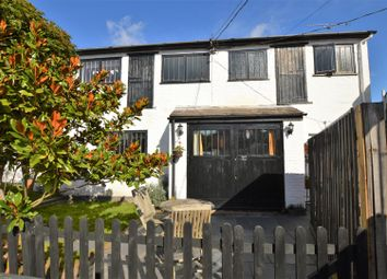 Thumbnail 3 bed detached house for sale in Chapel Street, Rowhedge, Colchester