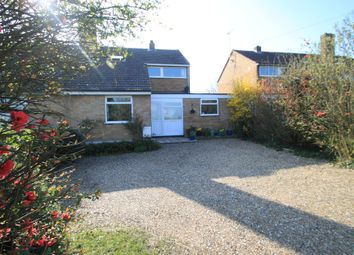 Thumbnail 3 bedroom terraced house for sale in Westley, Bury St Edmunds, Suffolk