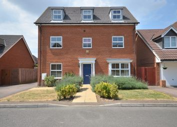 Thumbnail 5 bed detached house to rent in Fitzgilbert Close, Gillingham