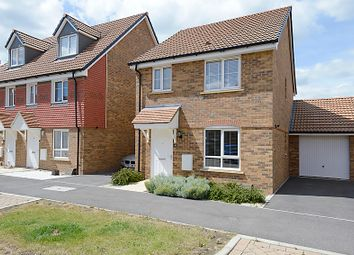 Thumbnail 3 bed link-detached house for sale in Felix Road, Didcot