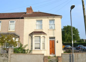 Thumbnail 4 bed end terrace house for sale in Russell Road, Fishponds, Bristol