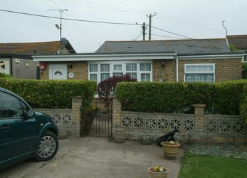 Thumbnail 1 bedroom bungalow for sale in Colne Way, Point Clear Bay, Clacton-On-Sea