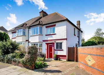 Thumbnail 3 bedroom semi-detached house for sale in Central Avenue, Gravesend, Kent, England