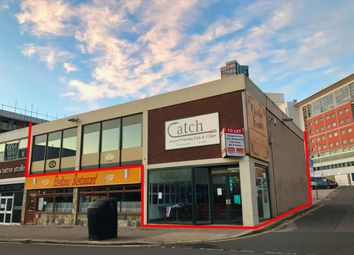 Thumbnail Restaurant/cafe to let in Mayflower Street, Plymouth