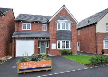 Thumbnail 4 bed detached house for sale in The Buxton, Causer Road, Barton Under Needwood