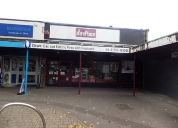 Thumbnail Retail premises for sale in Wessex Close, Basingstoke