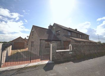 Thumbnail 7 bed detached house for sale in Crossleaze Farmhouse, 65 Abbots Road, Hanham, Bristol