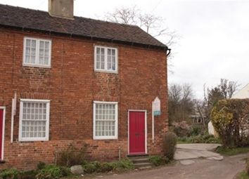 Thumbnail 1 bed cottage to rent in The Moat, Castle Donington