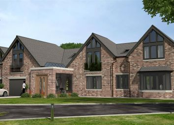 Thumbnail 5 bed detached house for sale in Haven Lodge, Haven Pastures, Liveridge Hill, Henley-In-Arden, Warwickshire