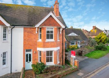 Thumbnail 3 bed semi-detached house for sale in West Street, Alfriston, Polegate