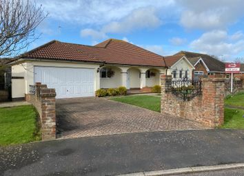 Thumbnail 3 bedroom detached bungalow for sale in Winceby Close, Bexhill-On-Sea