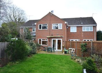 Thumbnail 4 bed terraced house for sale in Cawkell Close, Stansted, Essex