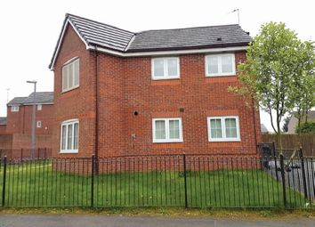 Thumbnail 2 bed flat for sale in 9 Bracken Walk, Kirkby, Merseyside