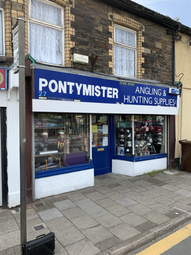 Thumbnail Retail premises for sale in Commercial Street, Risca, Newport