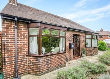 Thumbnail 3 bed bungalow for sale in Willow Lane, Featherstone, Pontefract
