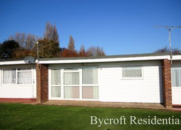 Thumbnail 2 bed property for sale in Beach Road, Hemsby, Great Yarmouth