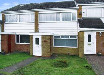 Thumbnail 3 bed terraced house to rent in Grangeway, Rushden