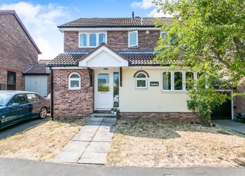 Thumbnail 4 bed detached house for sale in Abbots Close, Wix, Manningtree