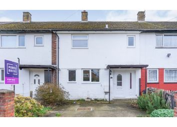Thumbnail 3 bed terraced house for sale in Elm Crescent, Southampton