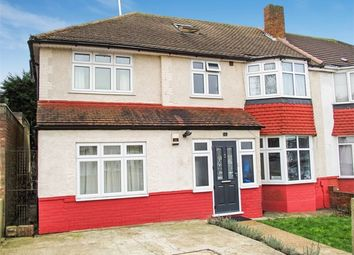 Thumbnail 5 bedroom semi-detached house for sale in Ripon Gardens, Ilford, Essex