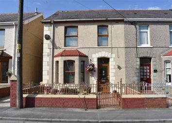 Thumbnail 3 bed semi-detached house for sale in Ashburnham Road, Pembrey, Burry Port