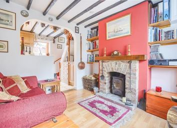 Thumbnail 1 bed terraced house for sale in Church Lane, Upper Beeding, Steyning, West Sussex