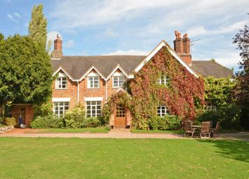 Thumbnail 4 bed detached house for sale in Chebsey, Stafford