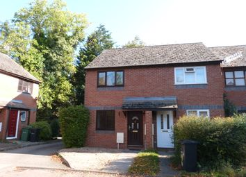 Thumbnail 2 bed end terrace house to rent in Byfield Rise, Worcester