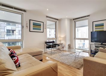 Thumbnail 2 bedroom flat for sale in 35 Indescon Square, London