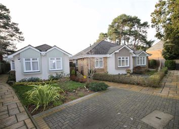 Thumbnail 3 bed detached bungalow for sale in Manor Close, Ferndown