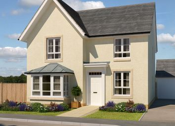 "Thumbnail 4 bed detached house for sale in ""Culzean"" at Kildean Road, Stirling"