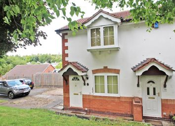 Thumbnail 2 bed semi-detached house to rent in Pendle Crescent, Mapperley, Nottingham