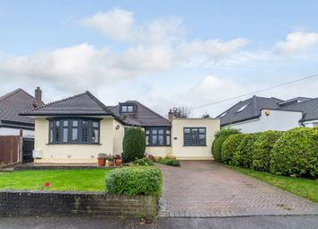 Thumbnail 3 bed detached bungalow for sale in Hillside Crescent, Northwood
