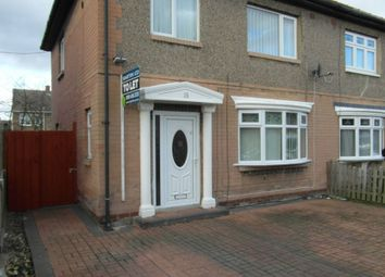 Thumbnail 3 bed semi-detached house to rent in Medway, Jarrow