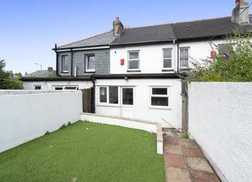 Thumbnail 2 bed terraced house for sale in Callington Road, Saltash, Cornwall