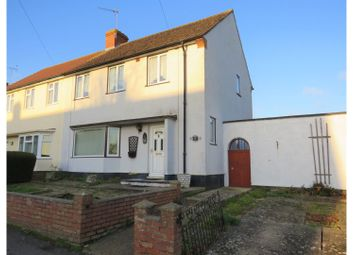 3 bed semi-detached house for sale in Shenstone Drive, Ipswich IP1