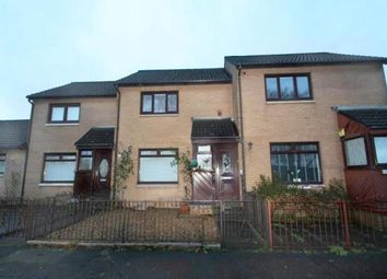 Thumbnail 1 bed terraced house for sale in Forrest Street, Airdrie, North Lanarkshire