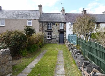 Thumbnail 3 bed terraced house for sale in Dwyran, Llanfairpwllgwyngyll