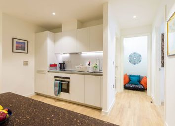 Thumbnail 1 bed flat to rent in Star Yard, Holborn