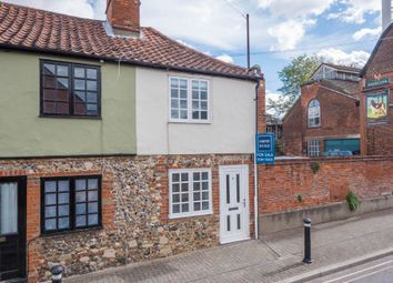 Thumbnail 2 bed end terrace house for sale in Bridewell Lane, Bury St. Edmunds