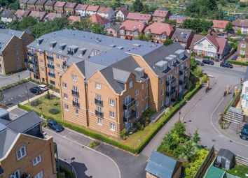 Thumbnail 3 bed flat for sale in Constables Way, Hertford