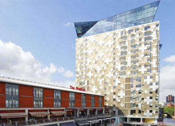Thumbnail 1 bed flat for sale in The Cube East, Wharfside Street, Birmingham