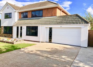 Thumbnail 4 bed detached house for sale in Links Road, Gorleston