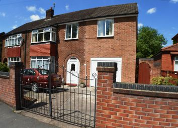 Thumbnail 5 bed semi-detached house for sale in Town Lane, Denton, Manchester