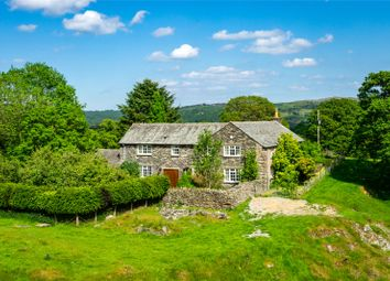 Thumbnail 4 bed detached house for sale in Ashslack, Rusland, Ulverston, Cumbria