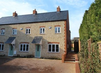 Thumbnail 4 bed end terrace house for sale in Stratford Road, Cosgrove, Milton Keynes, Northamptonshire