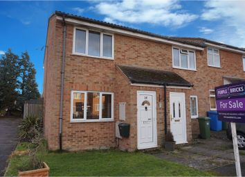 Thumbnail 2 bed end terrace house for sale in Magnolia Close, Sandhurst