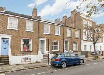Thumbnail 1 bed flat for sale in Masbro Road, London