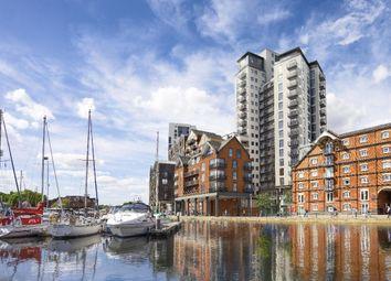Thumbnail 2 bedroom flat to rent in Winerack, Regatta Quay, Ipswich, Suffolk