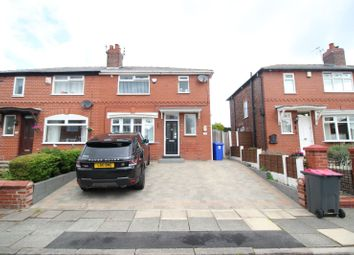 Thumbnail 3 bed semi-detached house for sale in Beverley Road, Pendlebury, Swinton, Manchester